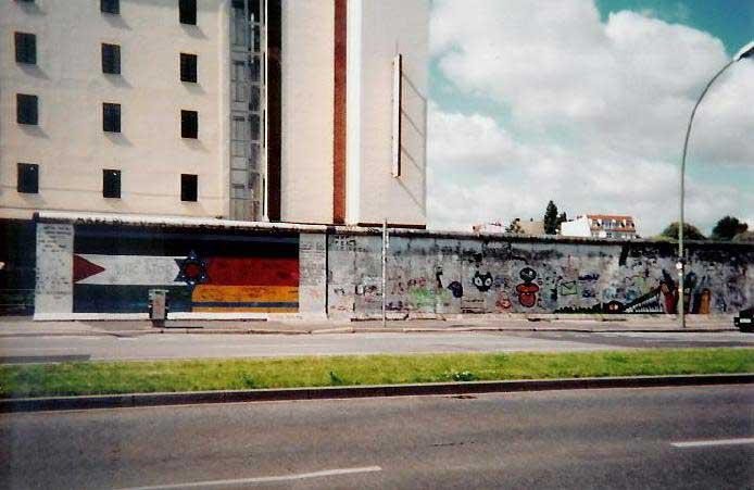 2007.07 Berlinの壁/BAR25の外