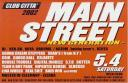 2002.05.04 MAIN STREET Vol.18 〜New Generation〜 『フライヤー』