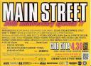 MAIN STREET vol.20 フライヤー